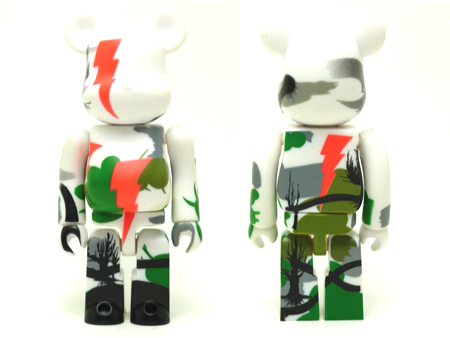 WORLD WIDE TOUR MAROK ベアブリック(BE@RBRICK)
