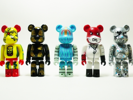 WORLD WIDE TOUR Fset ベアブリック(BE@RBRICK)