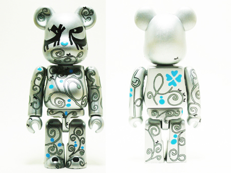 WORLD WIDE TOUR colette with Kuntzel+Deygas ベアブリック(BE@RBRICK)