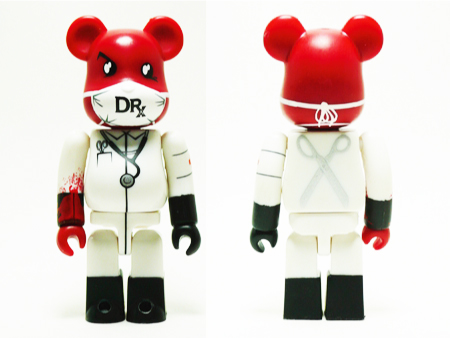 WORLD WIDE TOUR Dr.ROMANELLI ベアブリック(BE@RBRICK)