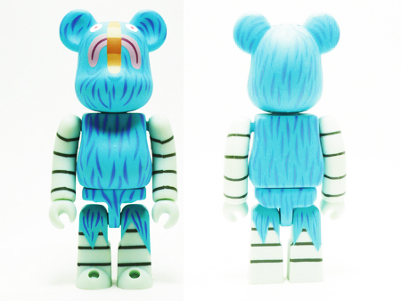 WORLD WIDE TOUR Tim Biskup ベアブリック(BE@RBRICK)