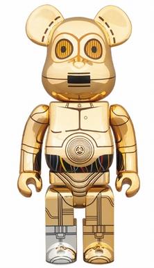 C-3PO 400% ベアブリック(BE@RBRICK)
