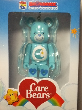 Care Bears BED TIME ベアブリック(BE@RBRICK)