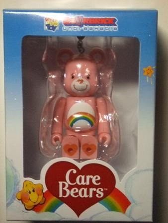 Care Bears Cheer ベアブリック(BE@RBRICK)