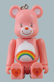 Care Bears Cheer ベアブリック(BE@RBRICK)