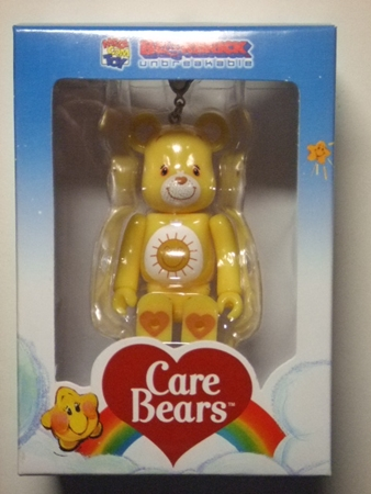 Care Bears Funshine ベアブリック(BE@RBRICK)