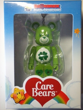 Care Bears GOOD LUCK ベアブリック(BE@RBRICK)