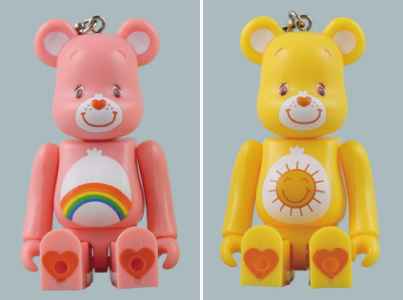 Care Bears Cheer & Funshine ベアブリック(BE@RBRICK)