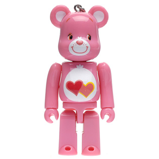 Care Bears LOVE A LOT ベアブリック(BE@RBRICK)