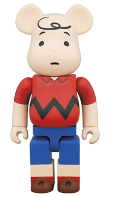 CHARLIE BROWN 400% ベアブリック (BE@RBRICK)