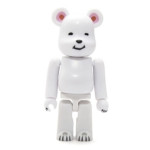CLOT POLAR BEAR WHITE ベアブリック (BE@RBRICK) [情報その2]