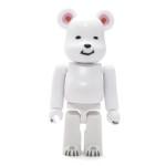 CLOT POLAR BEAR WHITE ベアブリック (BE@RBRICK) [情報その2]