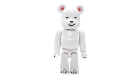 CLOT POLAR BEAR WHITE ベアブリック (BE@RBRICK)