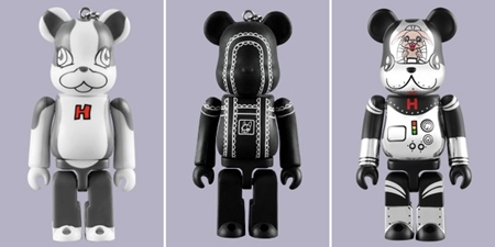 Crystal Ball by GARCIA MARQUEZ 100% ベアブリック(BE@RBRICK)