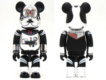 Crystal Ball by GARCIA MARQUEZ ROBOT HIPPIE ver ベアブリック (BE@RBRICK)