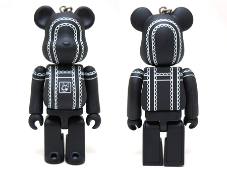 Crystal Ball by GARCIA MARQUEZ St ver ベアブリック (BE@RBRICK)