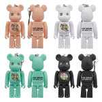 CUE DREAM JAM-BOREE 2014 PINK/WHITE/GREEN/BLACK ベアブリック (BE@RBRICK) [ネット発売]