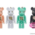 CUE DREAM JAM-BOREE 2014 4種 ベアブリック (BE@RBRICK) [情報]