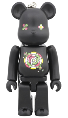 CUE DREAM JAM-BOREE 2014 BLACK ベアブリック (BE@RBRICK)