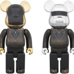 Daft Punk Random Access Memories Ver 400% 2pc ベアブリック (BE@RBRICK) [予約終了]