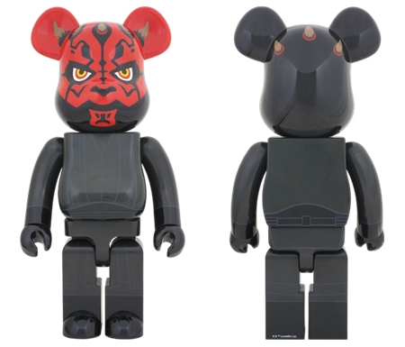 STAR WARS DARTH MAUL 1000% ベアブリック (BE@RBRICK)