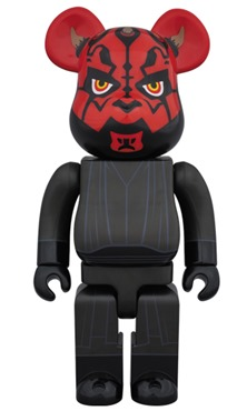 STAR WARS DARTH MAUL 400% ベアブリック (BE@RBRICK)