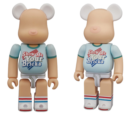 Dr.Romanelli Spirit of 76 100% 400% ベアブリック(BE@RBRICK)