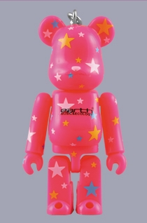 earth music & ecology 70% ベアブリック(BE@RBRICK)