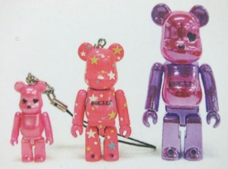 earth music & ecology 100% & 70% & 50% ベアブリック(BE@RBRICK)