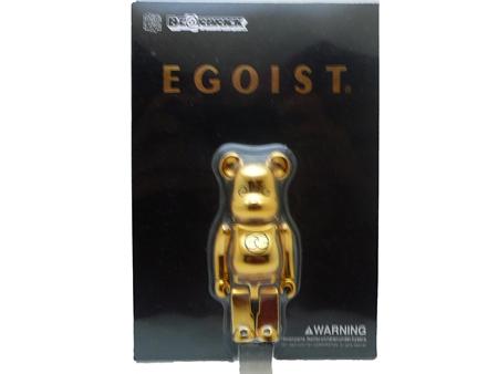 EGOIST GOLD ベアブリック(BE@RBRICK)