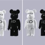 EXILE iD 100% 400% 2種 ベアブリック(BE@RBRICK)[ネット発売]