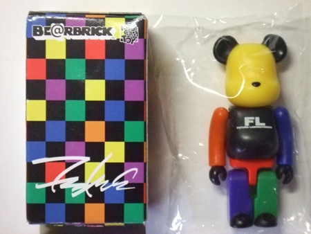 FUTURA MULTI COLOR ベアブリック(BE@RBRICK)