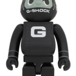 G-SHOCKMAN DW5600MT 1000% ベアブリック (BE@RBRICK) [情報]