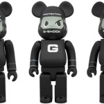 G-SHOCKMAN DW5600MT 100% 400% 1000% ベアブリック (BE@RBRICK) [発売]