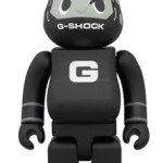 G-SHOCKMAN DW5600MT 400% ベアブリック (BE@RBRICK) [情報]