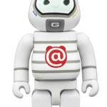 G-SHOCKMAN DW6900MT 400% ベアブリック(BE@RBRICK)[発売]