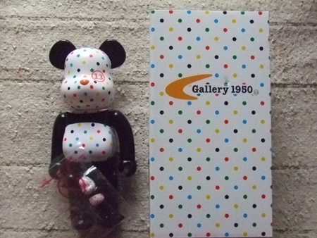 Gallery1950 13th Anniversary ベアブリック(BE@RBRICK)
