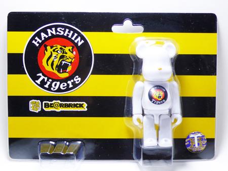 げんべい 阪神タイガース ベアブリック(BE@RBRICK)