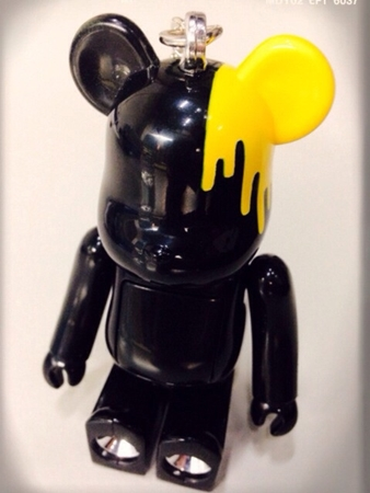 GLAY EXPO 2014 TOHOKU  LIGHT 150% ベアブリック (BE@RBRICK)