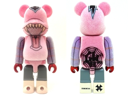 GLORY HILL 7STARS DESIGN ベアブリック(BE@RBRICK)