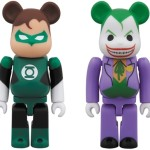 GREEN LANTERN & The Joker 100% SDCC 2014 ベアブリック (BE@RBRICK) [情報]