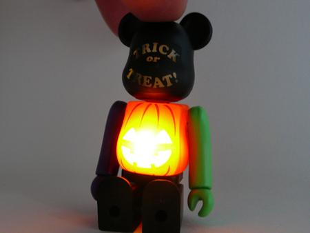 Halloween 2011 ベアブリック(BE@RBRICK)