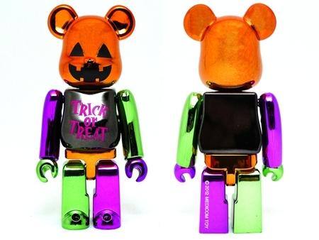 Halloween 2012 ベアブリック(BE@RBRICK)
