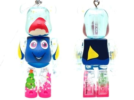 Happyくじ Disney PIXAR Christmas Party 2013 ドリー クリスマス Ver ベアブリック (BE@RBRICK)