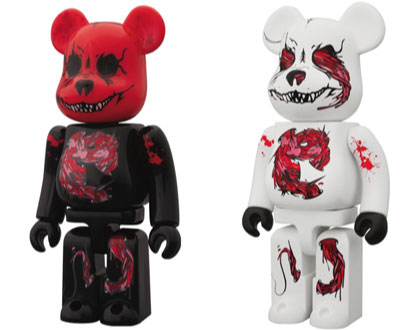 HEADQUARTER SEHER 100% & 400% ベアブリック(BE@RBRICK)