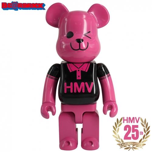 HMV ブラックポロ 400% ベアブリック (BE@RBRICK)