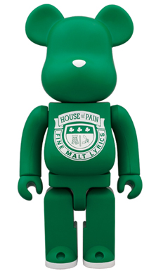 House Of Pain 400% ベアブリック(BE@RBRICK)