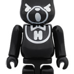 HYSTERIC BEAR BLACK ベアブリック(BE@RBRICK)[情報]