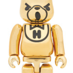 HYSTERIC BEAR GOLD ベアブリック(BE@RBRICK)[情報]