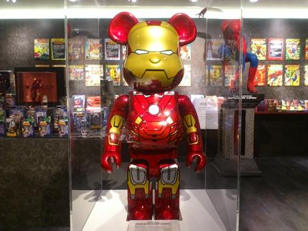 アイアンマン MARK Ⅶ 1000% ベアブリック(BE@RBRICK)